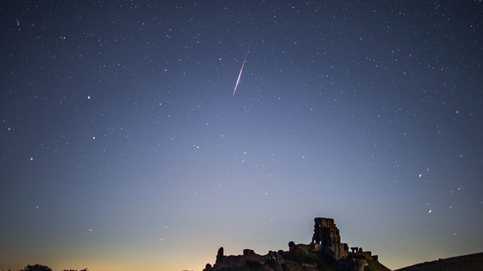 'One of the best meteor showers of the year' to peak tonight thumbnail