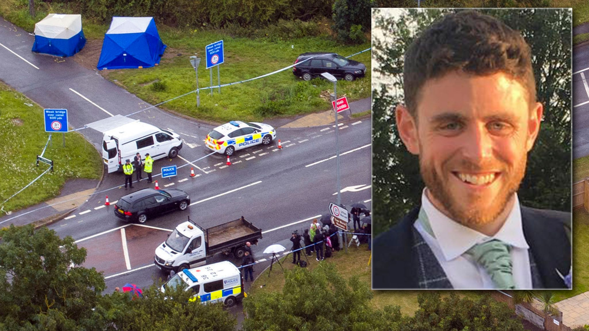 PC Andrew Harper death: Police given extra 24 hours to hold 10 ...