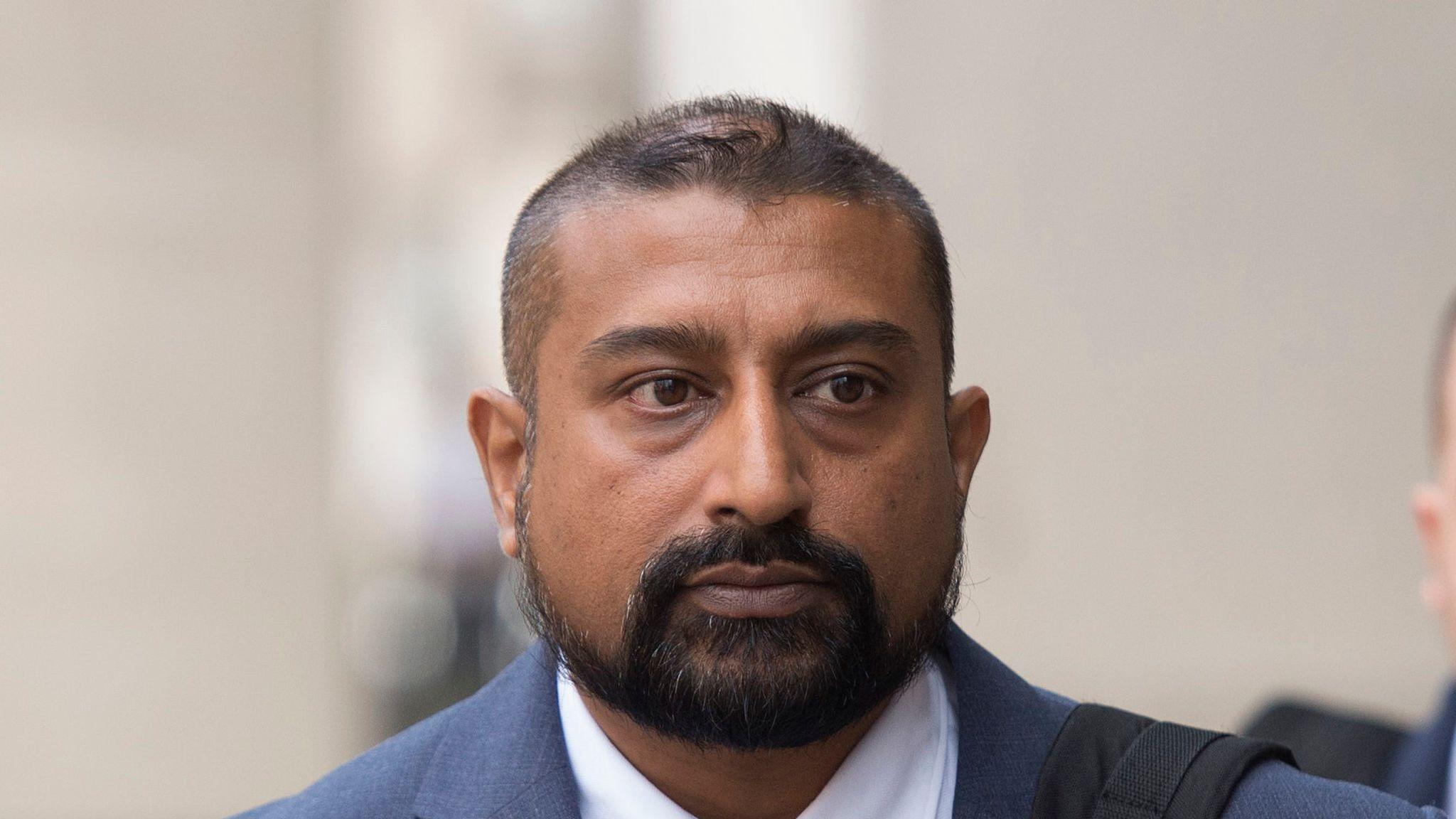 PC Avi Maharaj jailed for using grieving family's TV account