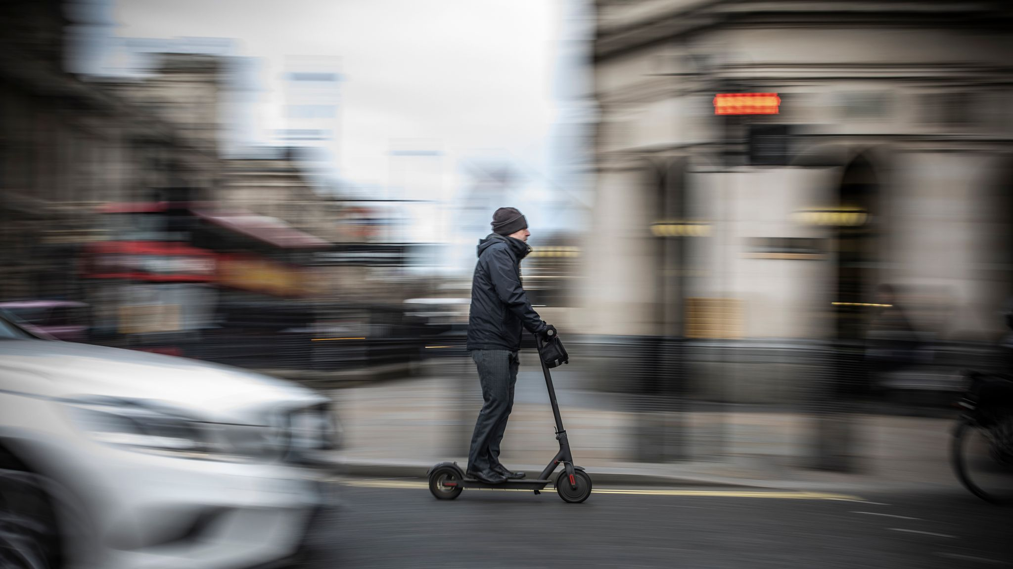 Electric scooters 'set to be legalised on UK roads and cycle lanes'