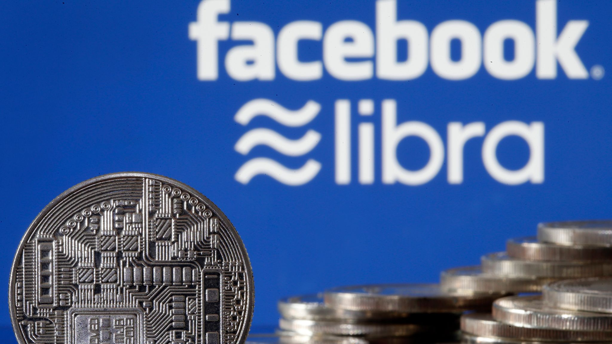 More firms quit Facebook's proposed Libra global digital currency group