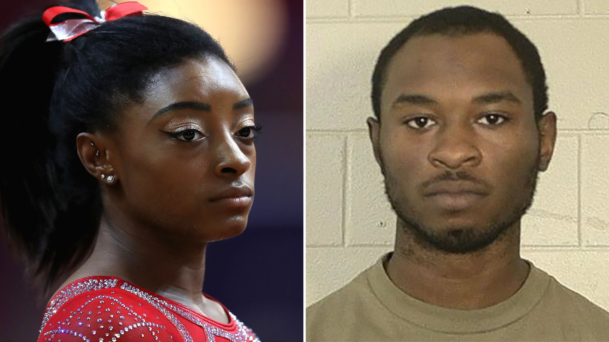 simone biles brother homicide