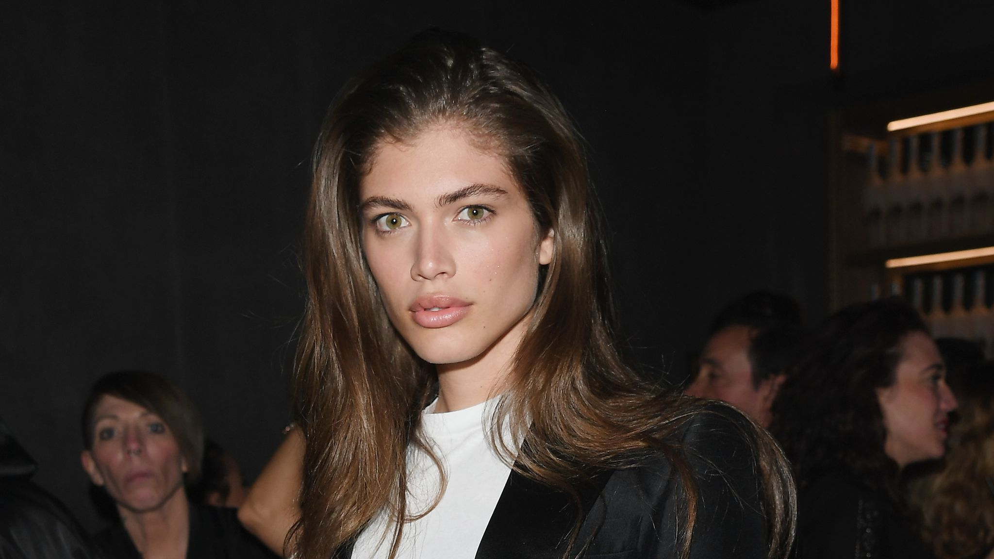 Valentina Sampaio Sports Illustrated Features First Transgender Model Ents Arts News Sky News