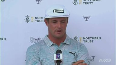 DeChambeau hits back at critics