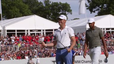 BMW Championship: R4 highlights