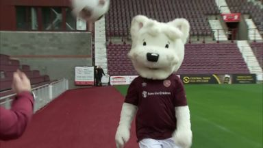 Hearts' new mascot search