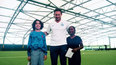 Game Changers meet Frank Lampard