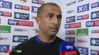 Lamouchi disappointed by mistakes