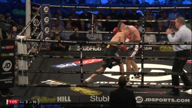 TKO for Ritson