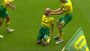 Pukki shines at Carrow Road