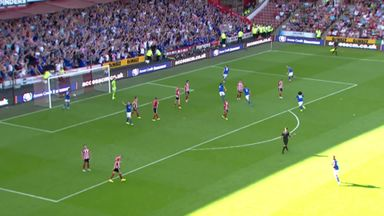 Barnes scores screamer!
