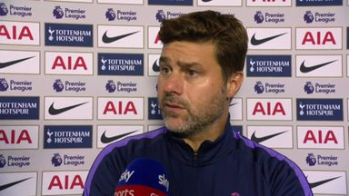 Pochettino takes blame for slow start