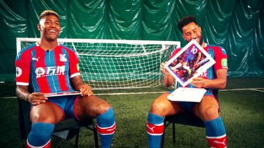Palace duo take on PL quiz!