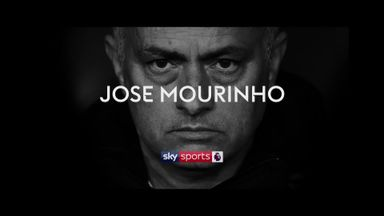 Jose Mourinho joins Sky Sports