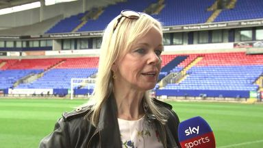 'We're confident in Bolton's future'