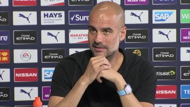 Pep shows support for VAR