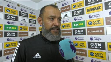 Nuno praises Wolves' tired efforts