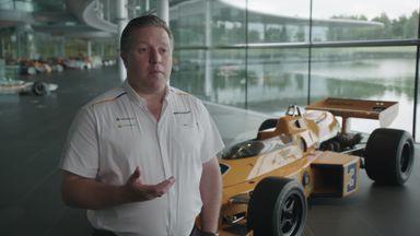 McLaren back in IndyCar