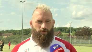 Marler: We don't have to be pals