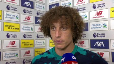 Luiz explains penalty decision