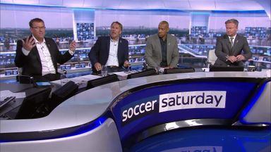 Le Tiss and Merse clash over VAR