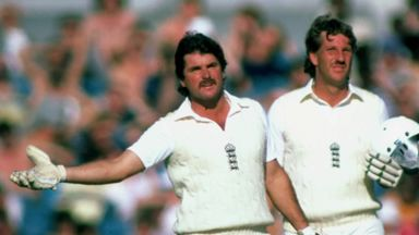 Ashes in the 80s - 1982/83