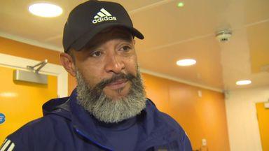 Nuno: EL performances give momentum