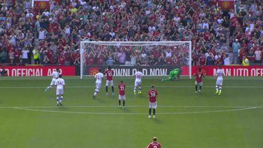 Rashford's missed penalty