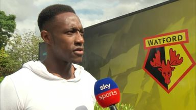 Welbeck: Watford move felt right for me