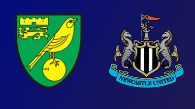 Norwich City v Newcastle