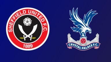 Sheffield United v Crystal Palace