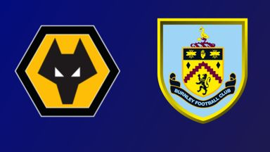 Wolves v Burnley