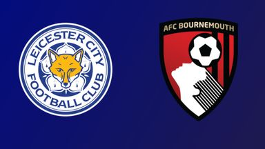 Leicester v Bournemouth