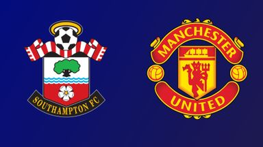 Southampton v Man Utd