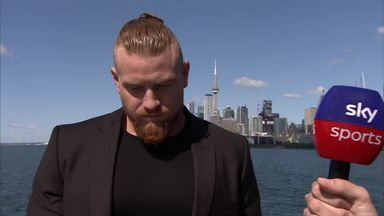 Murphy ready to take on Reigns