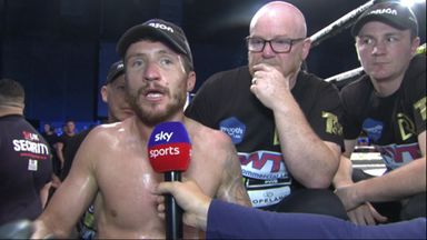 Davies: Ritson scared to look at me