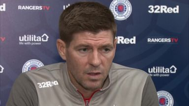 Gerrard: Barker ideal for Rangers