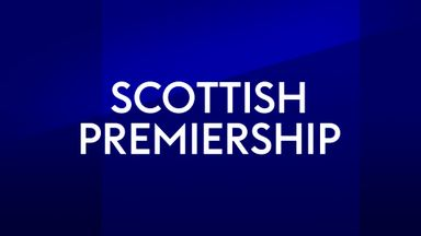 Scottish Premiership: 10th August