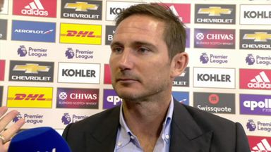 Lampard: A reality check for us