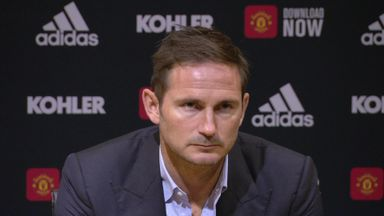 Lampard reacts to Jose comments
