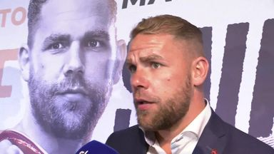 Saunders: I'm here Canelo, GGG and Smith