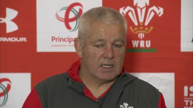 Gatland: Anscombe to miss most of season