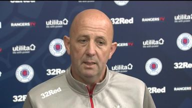 'Rangers need healthy competition'