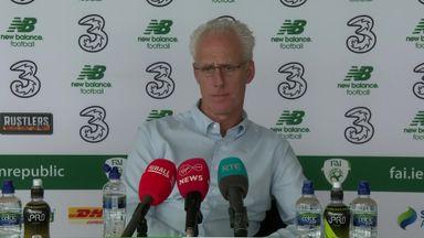 McCarthy wants namesake in Palace team