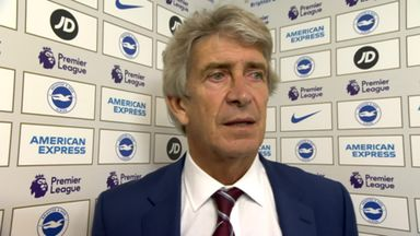 Pellegrini: We needed to create more
