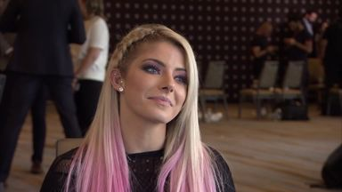 Bliss opens up about concussions