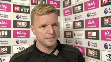 Howe not critical after defeat