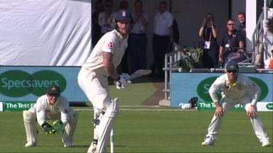 Gower pays tribute to Stokes