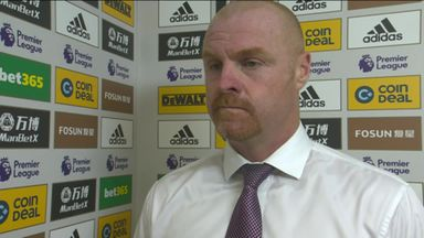 Dyche: We deserved to win