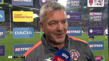 Powell: Saints defended so well